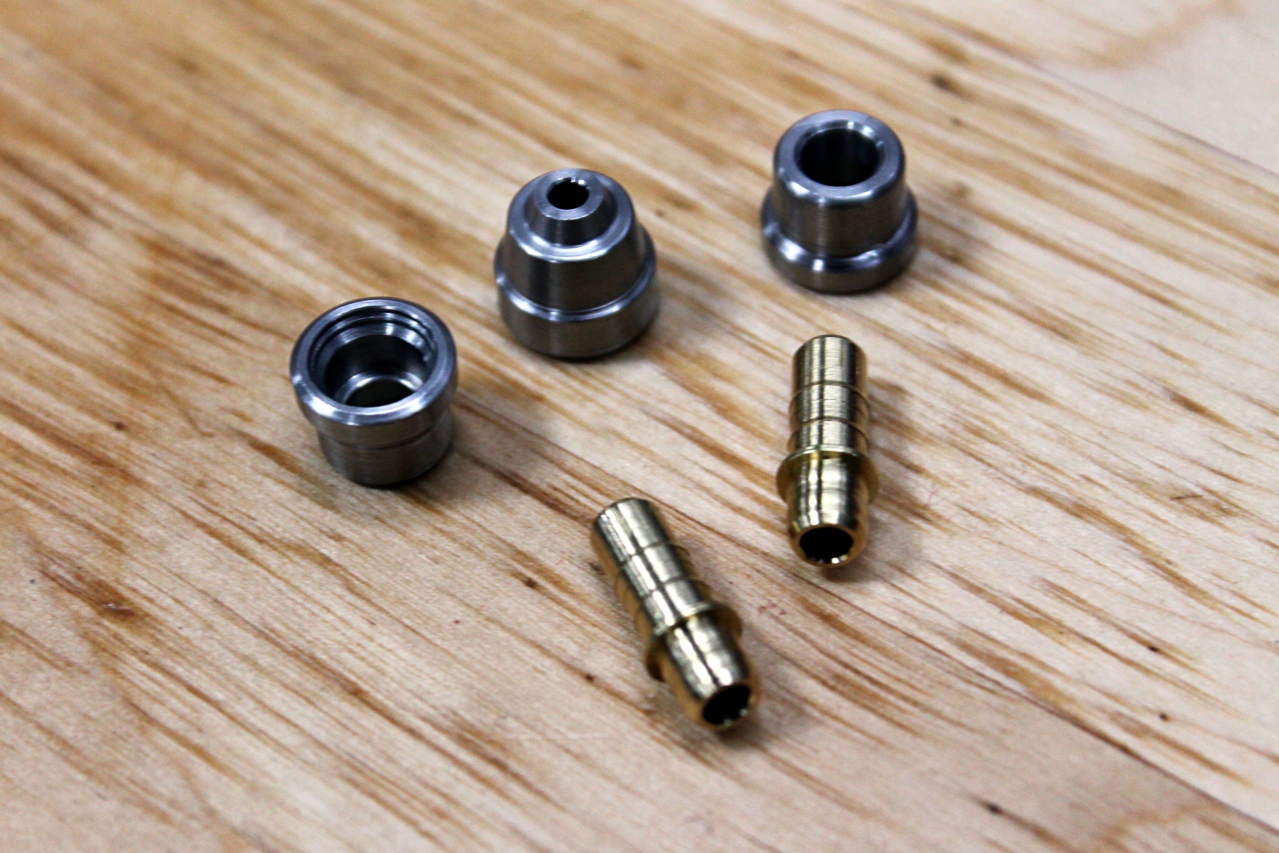 Screw Machine Part